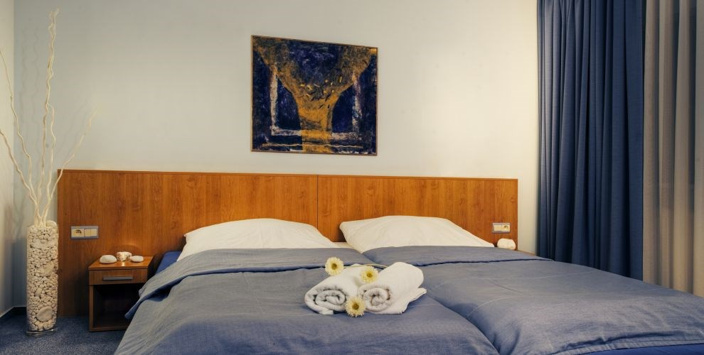 Hotel Seasons **** - Aquaciy Poprad - izba