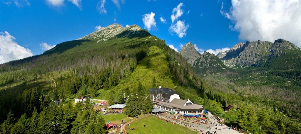 - Horský Hotel Hrebienok -